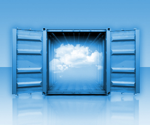 cloud container