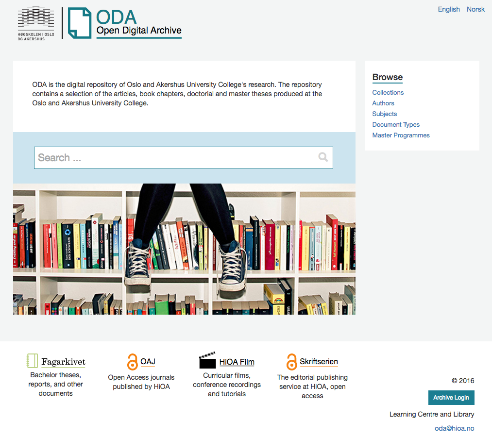 HIOA Open Digital Archive